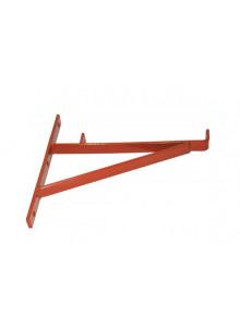 Komínový držák (pro montáž na komín a stěny) RAL