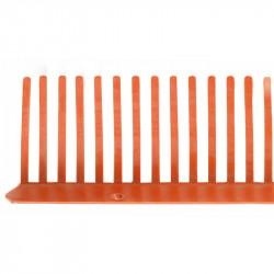 Větrací ochranná mřížka / Okapový hřeben EKO
