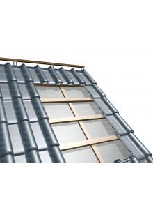 Vzpěra pochůzné lávky TYP BC/DC OCEL (Pálená a betonová střešní krytina)