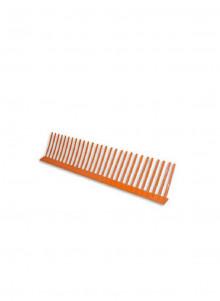Větrací ochranná mřížka / Okapový hřeben