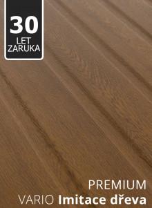 Trapézový plech T8 Premium Imitace dřeva