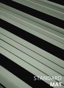 Trapezoidal sheet T35 Mat STANDARD...