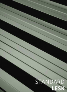 Trapezoidal sheet T35 Gloss STANDARD...