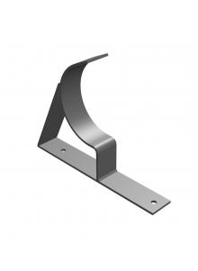 Vzpěra kulatiny typ U pro plochou krytinu lakovaná