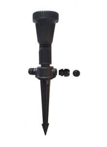 Moderní stojací lampa - reflektor  Prit LK4001-15A
