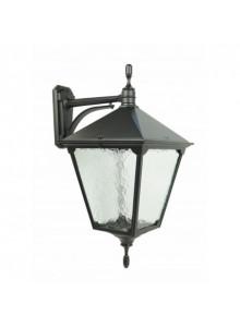 Venkovní nástěnná lampa Retro Square K 3012/1/BD KW